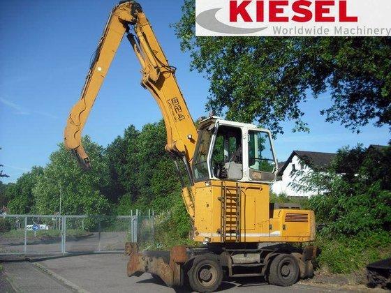 2001 Liebherr A924 Waste /