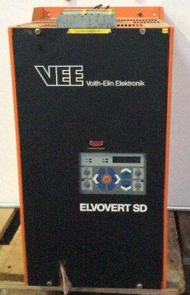 VEE Voith-Elin-Elektronik Elovert SD 400/18