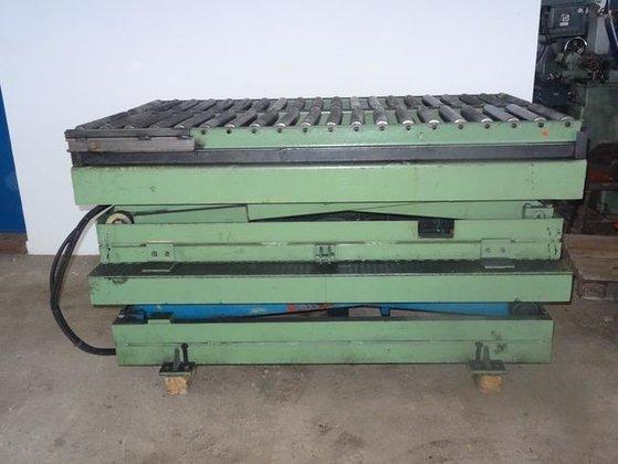 1979 Pfaff Silberblau 5000 kg