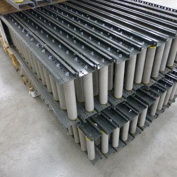 Knapp Gravity roller conveyor, 250