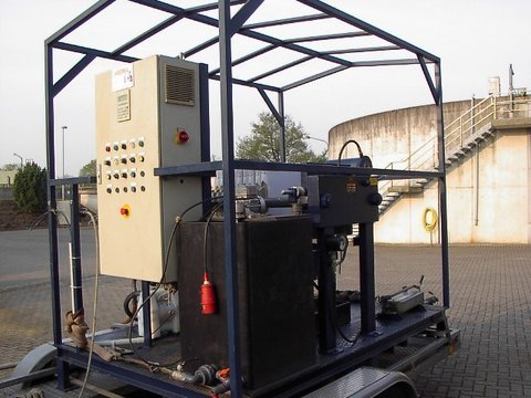 REWA 400/20 Chamber filter press