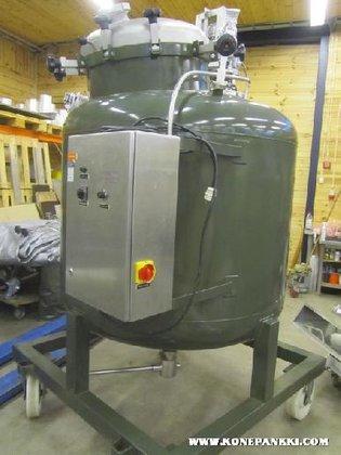Haato Oy Stainless steel tank