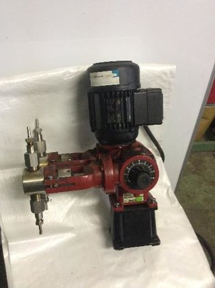 Jesco ZK 10/40 pump in