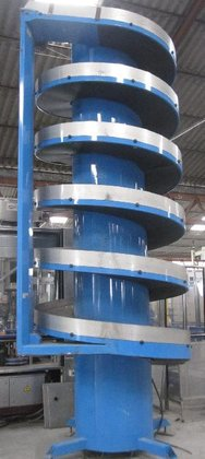 2005 Ambaflex SV600-1600 Box elevator