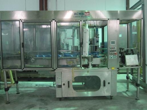 2004 Acma RH 4-300 Bottle