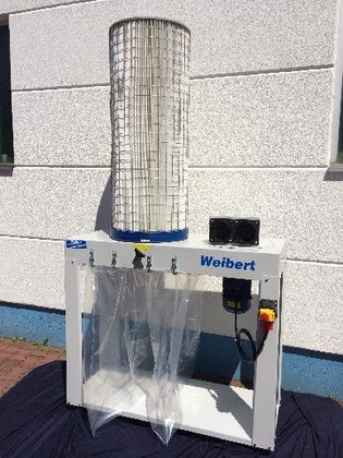Weibert WJ-ASA-Profi-P Extraction system in