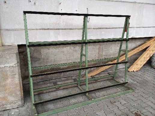 un Transport rack in Germany