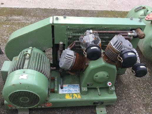 Boge SB Rm 1375 Compressor