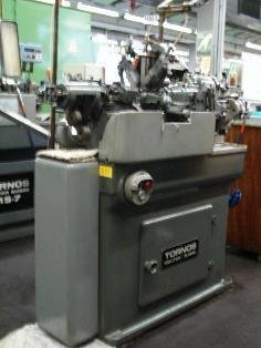 Long automatic lathe Tornos R