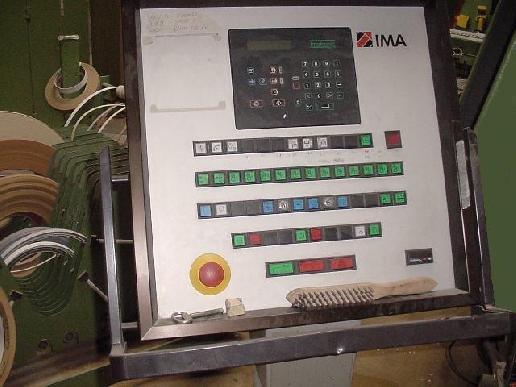 1992 IMA AVM/K/I/G-80/865/R-3 Edge banding