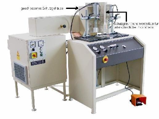 Grum-Schwensen HF 120 MITRE Assembly