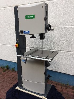 Weibert HBS 473 Band saw