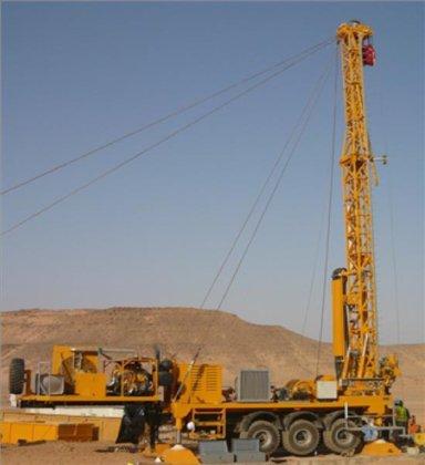 2009 Drilling Rig RB50 in Jordan