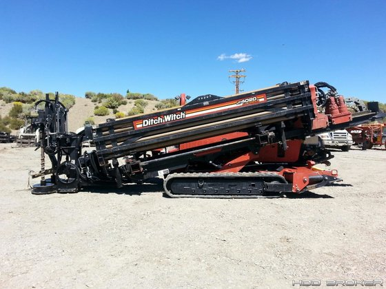 2011 Ditch Witch JT4020 All