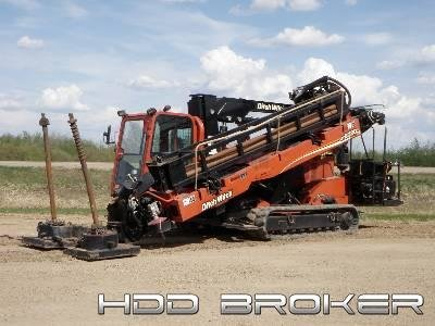 2007 Ditch Witch JT8020 Mach