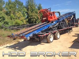 1999 American Augers DD-350 in