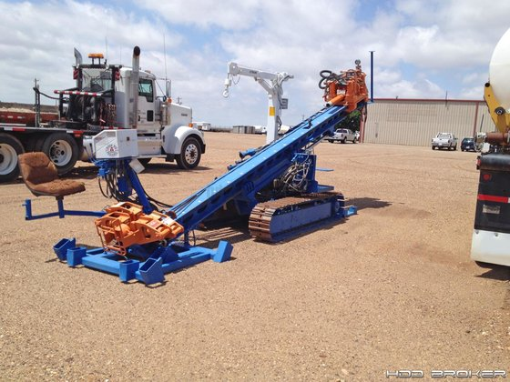 1997 American Augers DD-50 in