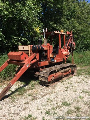 1992 Ditch Witch HT100 in