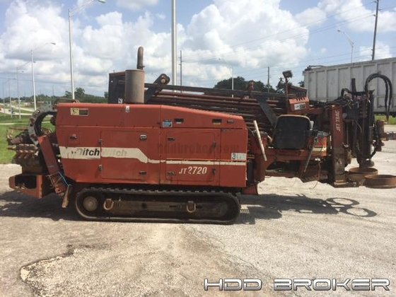2000 Ditch Witch JT2720 in