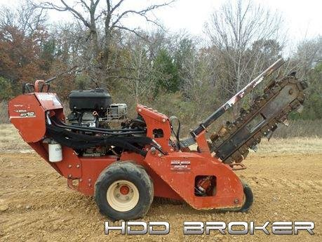 2010 Ditch Witch RT12 in