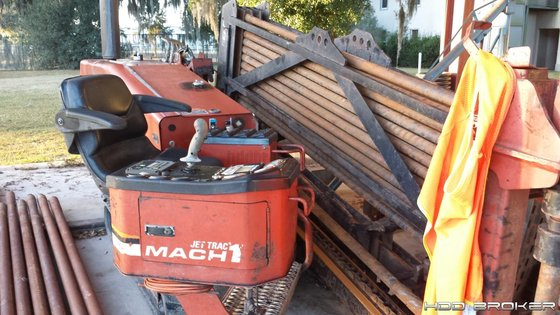 2002 Ditch Witch JT1720 Mach