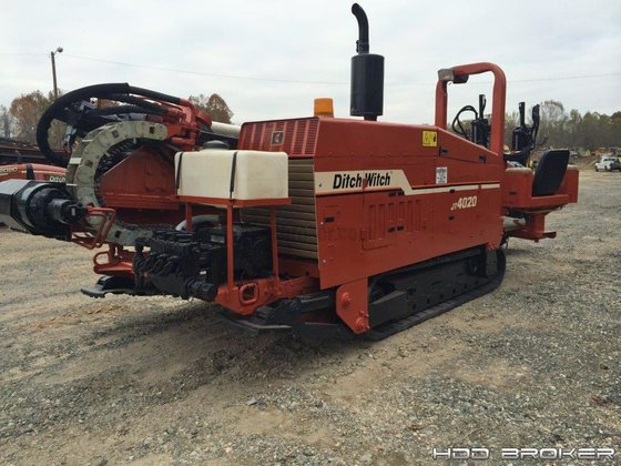 1998 Ditch Witch JT4020 in