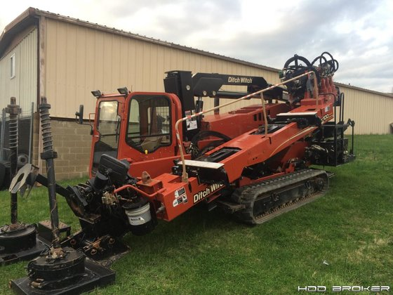 2014 Ditch Witch JT100 All