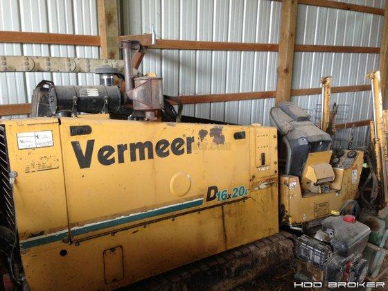 2001 Vermeer D16x20A in United