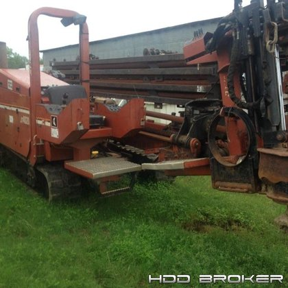 1999 Ditch Witch JT4020 in