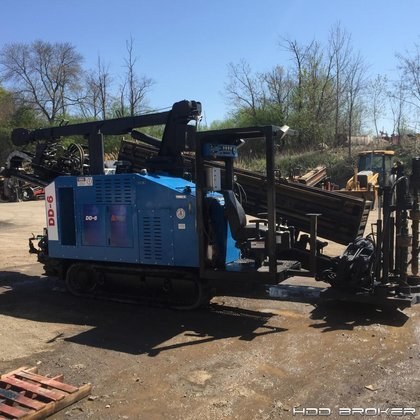 2000 American Augers DD-6 in