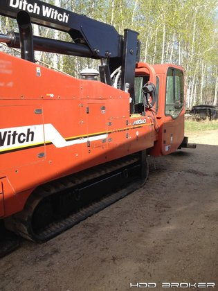 2006 Ditch Witch JT8020 Mach