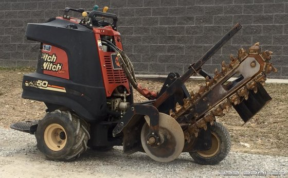 2008 Ditch Witch R150 in