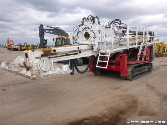 2001 American Augers DD-140 in