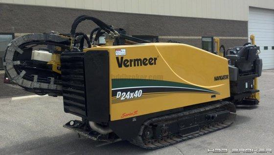 2012 Vermeer D24x40 Series II