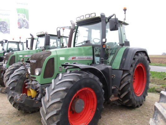 2003 Fendt 818 TMS in Ouainville, France