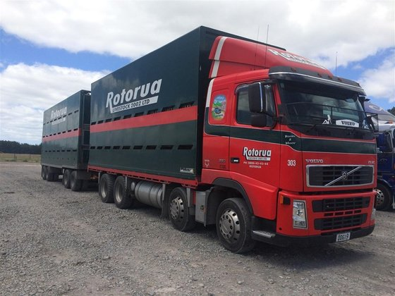 VOLVO FH16 in New Zealand
