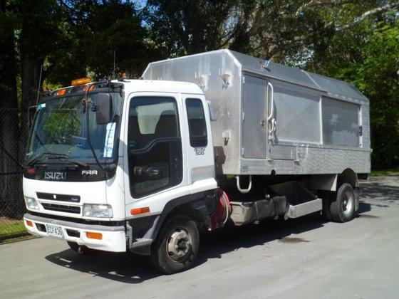 2007 ISUZU FRR500 in New