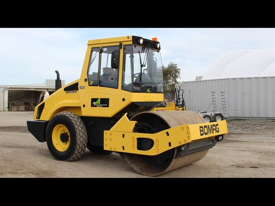 2008 BOMAG BW177D-4 in New