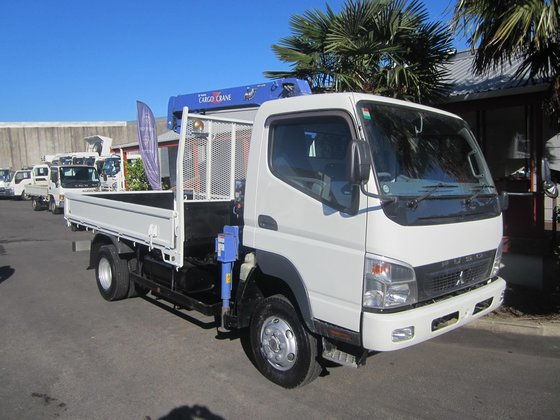 2008 MITSUBISHI CANTER in New