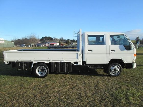 1998 TOYOTA TOYOACE DOUBLE CAB