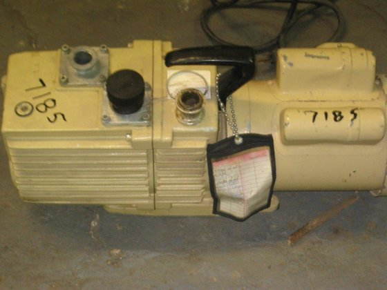 Used Vacuum Pump by Leybold