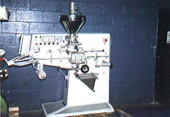 ROURE VOLUMETRIC POUCH FORMER &