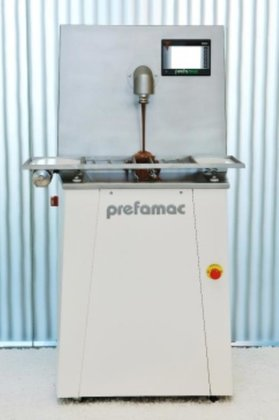 "PREFAMAC INSPIRE WITH 7"" ENROBER"