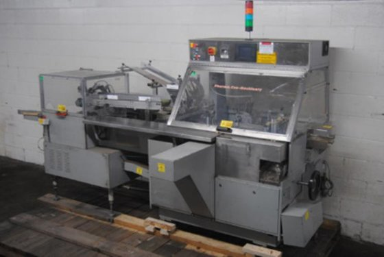 Marchesini model BA-50 Horizontal Cartoner