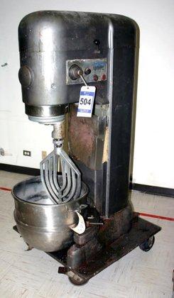 Hobart model M-802 80 quart