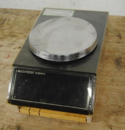 Brainweigh model B3000D Scale -