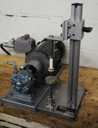 Turbofil Bench Top Vacuum Filler