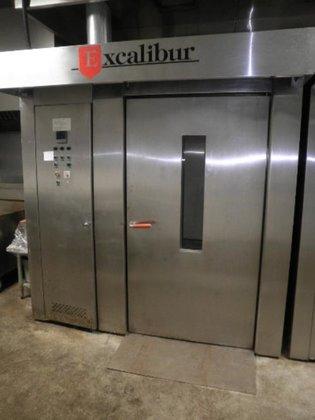 Excalibur EXL-II double rack oven