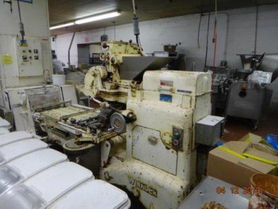 Winkler Model 307 roll former