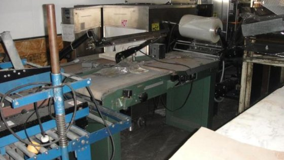 Weldotron model 6402 L-Bar Sealer,